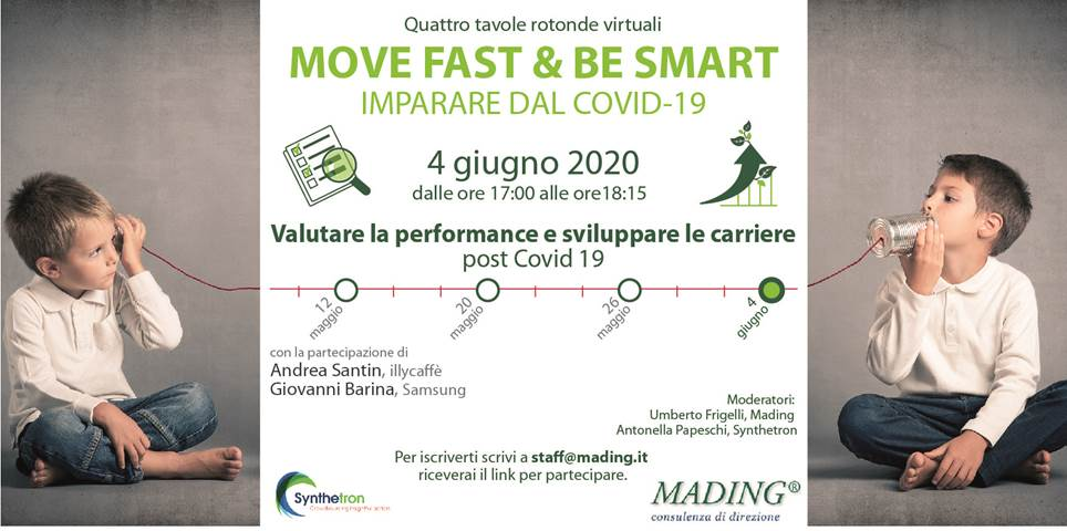 Move Fast, Be Fast - Valutare le performance e sviluppare carriere
