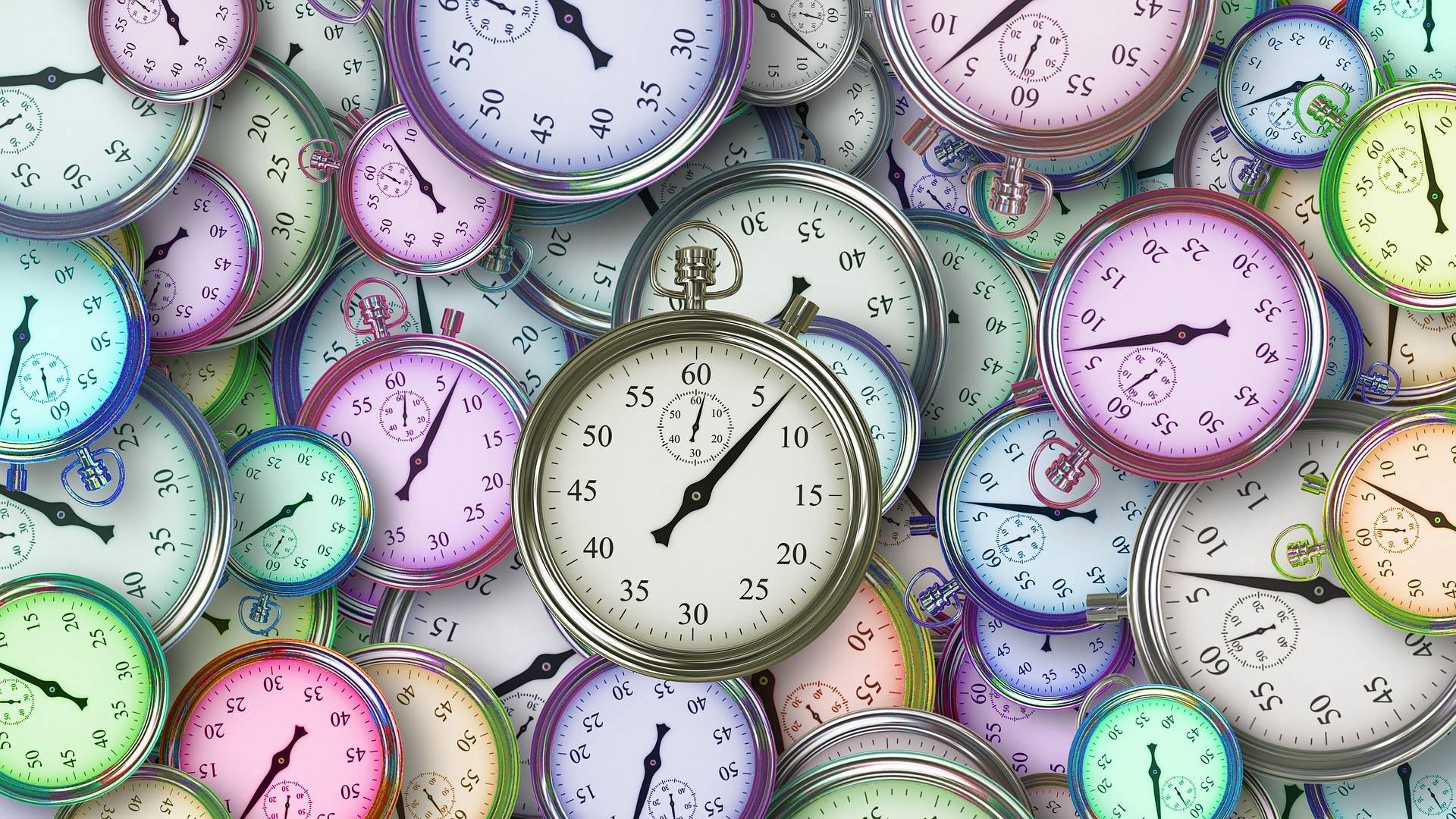 I diversi tempi del cambiamento della digitalizzazione e delle organizzazioni